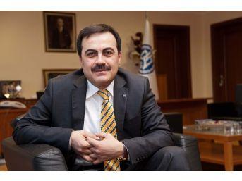 """Başkan Öztürk: """"2018'de Konya'nın Yeni Rekorlara İmza Atacak"""""""