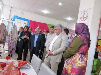Hisarcık'ta Açılan 96 Kursa 2 Bin 718 Kursiyer Katıldı