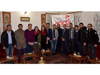 Meslektaşları Gazeteci İsmail Güneş'i Anlattı