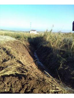 Ceyhan'da 1 Kilometrelik Dere Yatağı Temizlendi