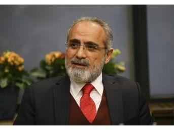 Cumhurbaşkanı Başdanışmanı Topçu'dan 'seçim İttifakı' Açıklaması