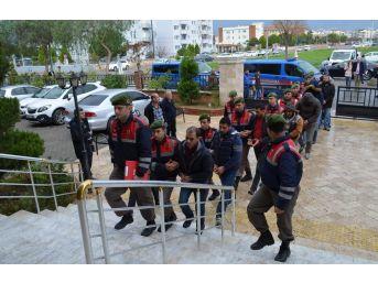 İnsan Tacirlerine Jandarmadan Darbe: 11 Tutuklama
