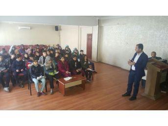Sason'da Enerji Verimliliği Haftası Seminer Düzenlendi