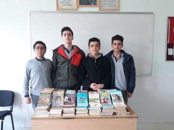 Köy Okullarına Kırtasiye Ve Giyecek Yardım Kampanyası