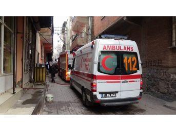Diyarbakır'da Korkutan Yangın: 6 Kişi Dumandan Etkilendi
