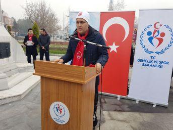 Edirne'de Sarıkamış Şehitleri Anısına Yürüyüş