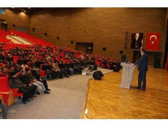 Erzincan'da Bin 350 Özel Güvenlik Görevlisine Yönelik Eğitim