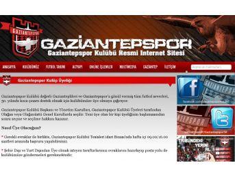 Gaziantepspor'a Destek İçin Üyelik Çağrısı