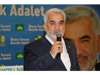 Hüdapar'dan İran'daki Protestolara Tepki
