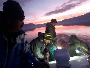 Eğirdir Gölünde Kaçak Avlanmayla Mücadele