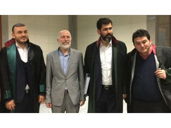 Bylock'tan Yargılanan Avukat Mustafa Yaman'a İlk Duruşmada Beraat
