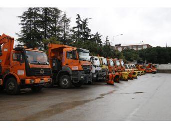 (özel Haber) İstanbul'da Kar Alarmı