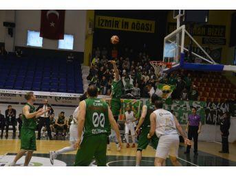 Türkiye Basketbol 1. Ligi: Petkim Spor: 64 - Bursaspor Durmazlar: 83