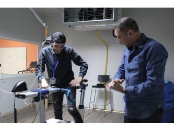Türkiye'nin Tek İklimlendirme Laboratuvarı Ege Üniversitesinde