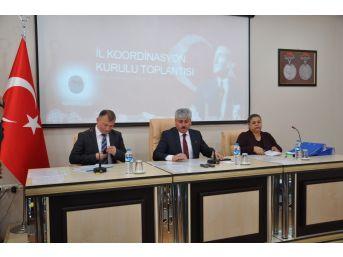 Kars İl Koordinasyon Kurul Toplantısı'nın İlki Yapıldı