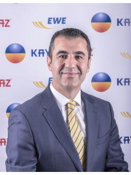 Kayserigaz'da Üst Düzey Atama