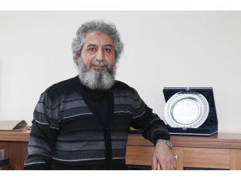 """Prof. Dr. Aslantaş: """"o Heykel Oradan Kalkacak"""""""