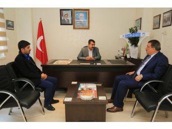 Başkan Gürkan'dan Hayırlı Olsun Ziyareti