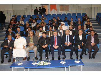 Arap İş Dünyası Heyeti Mtosb'yi Ziyaret Etti