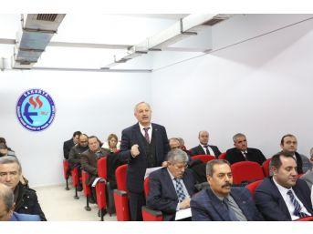 Başkan Alemdar, Okul Müdürleriyle Buluştu