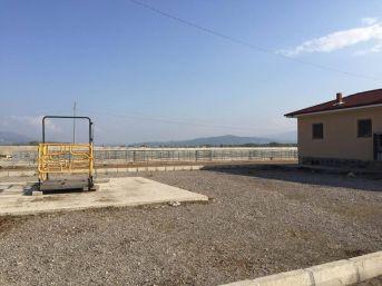 Erbaa'da Hayvan Pazarı Kapatıldı