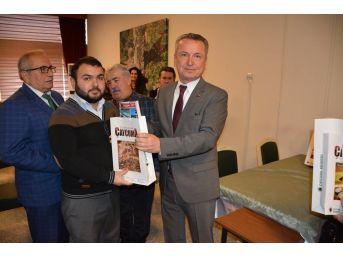 Başkan Kantarcı, Gazetecilerle Buluştu