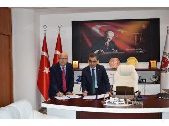 Afyonkarahisar Cumhuriyet Başsavcılığı Yeni Bir Protokol İmzaladı