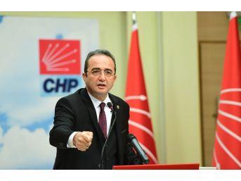 """Chp Genel Başkan Yardımcısı Tezcan: """"kurultayın Ana Teması Adalet Ve Cesaret Olacak"""""""