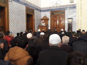 Hacı Bayram Camii'nde Afrin'deki Mehmetçik İçin Dua Edildi
