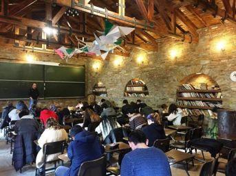 Kavaklı Anadolu Lisesi Matematik Köyü'nde Programa Katıldı