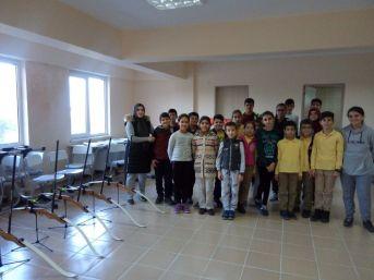 Madran Dağı'nın Çocukları Atsporu Okçuluğa Merak Sardı