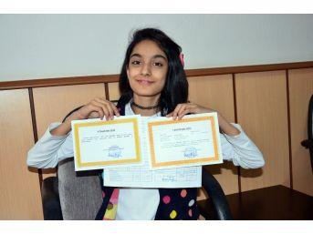 (özel Haber) İranlı Öğrenci Türkçe'yi 15 Ayda Ana Dili Gibi Öğrendi
