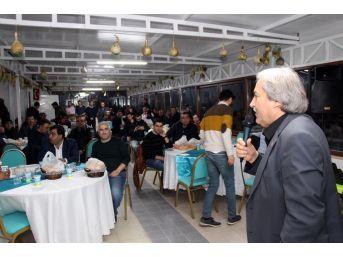 Başkan Şahin, Belediye Personeliyle Yemekte Buluştu