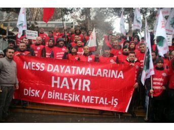 Birleşik Metal-iş Sendikası Genel Başkanı Serdaroğlu Bilecik'te