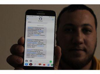 (özel Haber) İnternetten 7 Liraya Aldığı Paket 3 Bin 843 Lira Olarak Geri Döndü