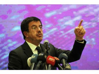 Bakan Zeybekci'den 'afrin' Açıklaması