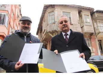 Edirne'nin Tarihi Konakları Yeniden Ayağa Kalkıyor