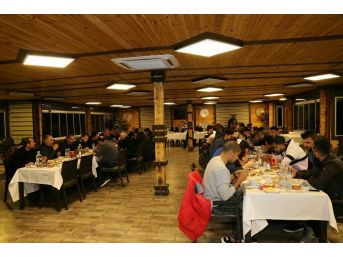 Anagold 24 Erzincanspor Kulübü Tarafından Tanışma Ve Moral Programı Düzenlendi