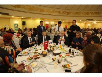Şahinbey Belediyesi Şehit Ailelerinin Yüzünü Güldürdü
