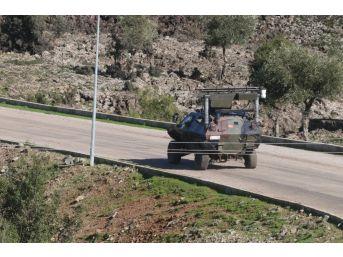 """Afrin Sınırında """"fetih Marşı"""""""