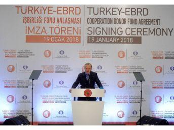 Cumhurbaşkanı Erdoğan'dan Kredi Derecelendirme Kuruluşlarına Tepki