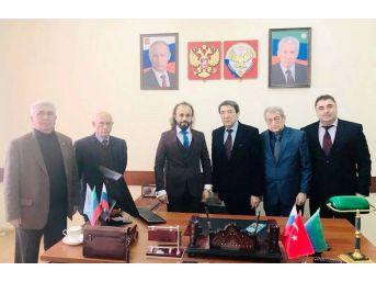 Türk Ürünleri Dağıstan Üzerinden Tüm Rusya'ya Ulaşabilecek