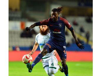 Ziraat Türkiye Kupası: Medipol Başakşehir: 2 - Akın Çorap Giresunspor: 1 (maç Sonucu)