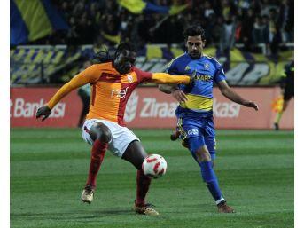 Ziraat Türkiye Kupası: Bucaspor: - Galatasaray: 2 (ilk Yarı)