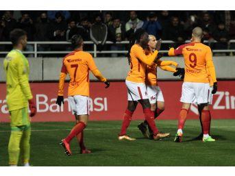 Ziraat Türkiye Kupası: Bucaspor: - Galatasaray: 3 (maç Sonucu)