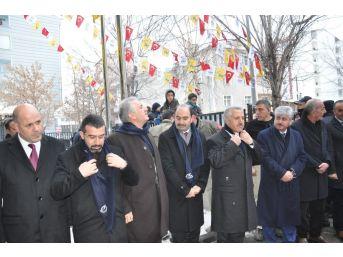 Bakan Ahmet Arslan, Ptt Merkez Müdürlüğü Ve Çağrı Merkezi'nin Açılışını Yaptı