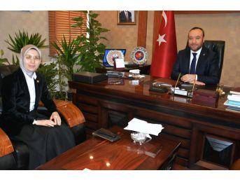 """Tbmm Başkanlık Divanı Üyesi Kırcı: """"ülkenin Bekası Adına Çok Önemli"""""""