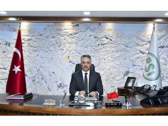 Dsi Genel Müdürü Acu: Kütahya'da 2017 Yılında 13 Su Tesisini Hizmete Girdi