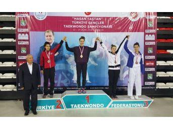 Antalya'dan Madalya İle Döndüler