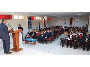 Başkan Gürkan Öğrencilerle Bir Araya Geldi